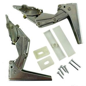 Hettich-Style-Fridge-Freezer-Door-Hinges-3362-5-0-amp-3363-5-0-with-45-On-Hinge