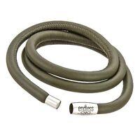 Endless Triple Green Leather Bracelet W/stainless Steel Lock(7.0 Inch), 12102-54 on sale