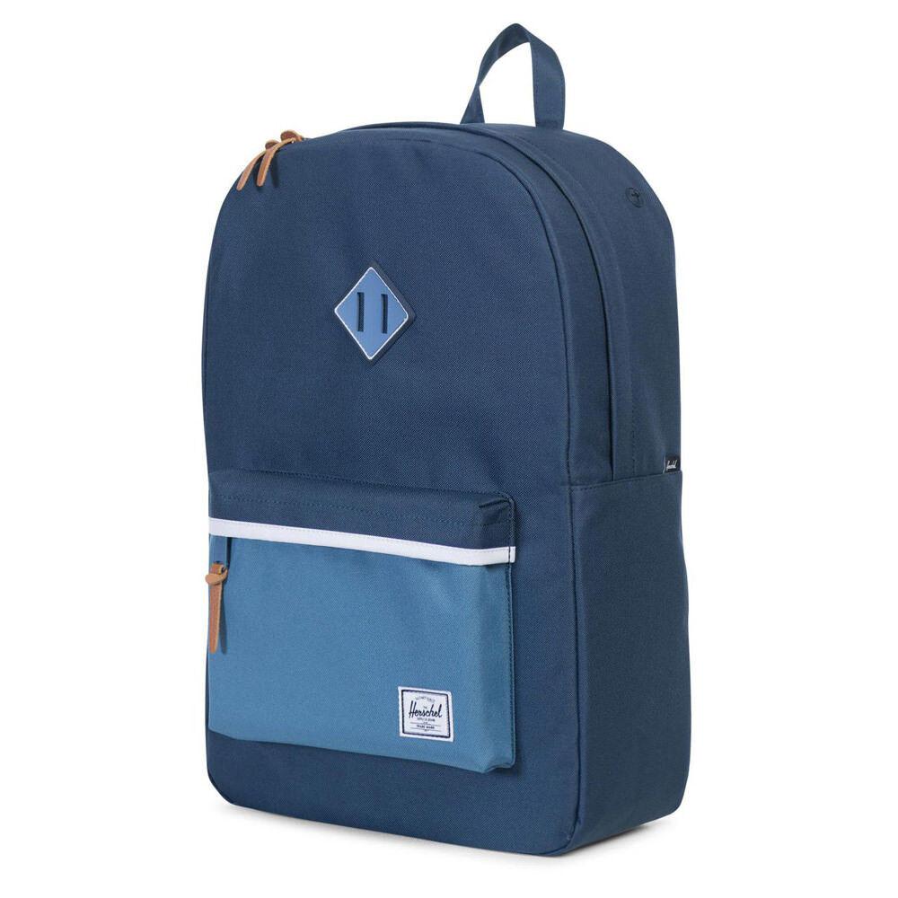 Herschel Heritage Backpack Ruccksack Navy Captain Blau 1058 1828432092178