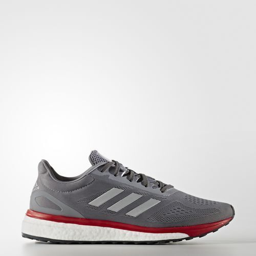 New Men's Adidas Sonic Drive M - BB3418 - Size Size Size 12 - Grey Silver Red White fb147c