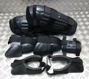 Genuine British Spec Ops & Police Issue Public Order Riot Protection 3 PC Set