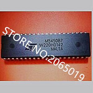 2PCS M5450B7 DIP-40 DISPLAY DRIVERS