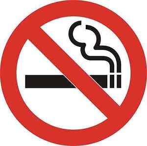 NO-SMOKING-SIGN-Vinyl-Decal-Sticker-5-Sizes