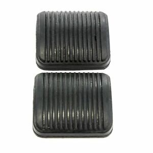 Details about 2 Manual Transmission Brake Pedal/Clutch Pad 02-08 Ram 1500  97-06 Jeep Wrangler