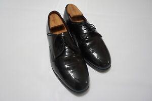 Allen Edmonds Spencer Formal Tuxedo Shoes Patent Leather Sz 9 EEE