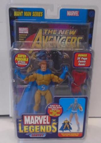 Marvel Legends Sentry Action Figure ToyBiz New Gold Variant 2006