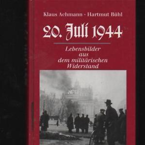 Dynamique (a64461) Achmann 20. Juillet 1944 Vie Images De Militaires Dégoûtes-afficher Le Titre D'origine