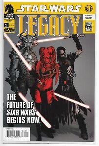 Star-Wars-Legacy-1-Dark-Horse-2006-1st-Darth-Krayt-Nihl-Cade-Skywalker-1st-Print