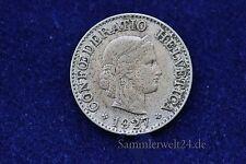10 Rappen Schweiz 1927 B