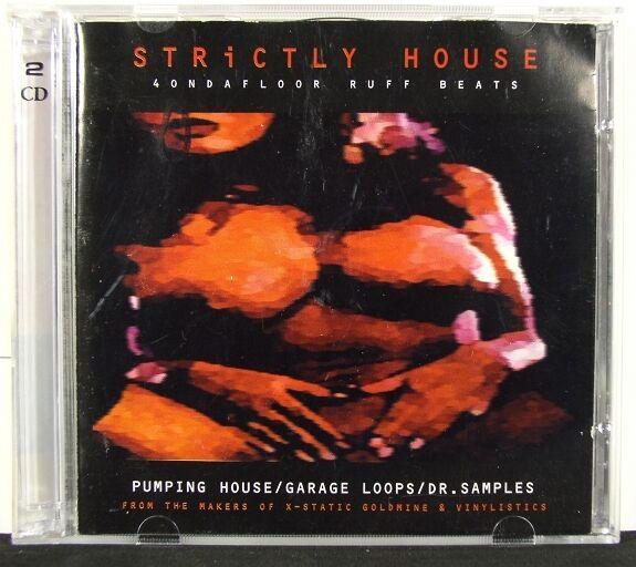 Strictly House - 4OnDaFloor Ruff Beats - Samples & Loops - Rarität