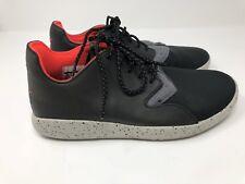 Nike Air Jordan Sz 9.5 Eclipse Holiday Black Infrared 23 Grey Red