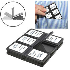 Foldable 12 Slots Memory Card Case For Canon Powershot SD1400 SD940 SD1300