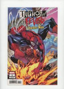 Typhoid Fever Spider-Man #1 Marvel Comics 2018 One Shot 9.6 Near Mint+