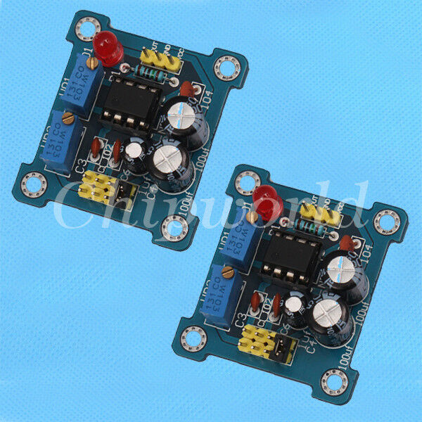 2pcs NE555 Duty Cycle and Frequency Adjustable Module Square rectangular Wave