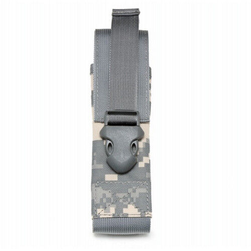 1000D Flashlight Molle Pouch Military Accessories Airsoft Hunting Tool Pouches