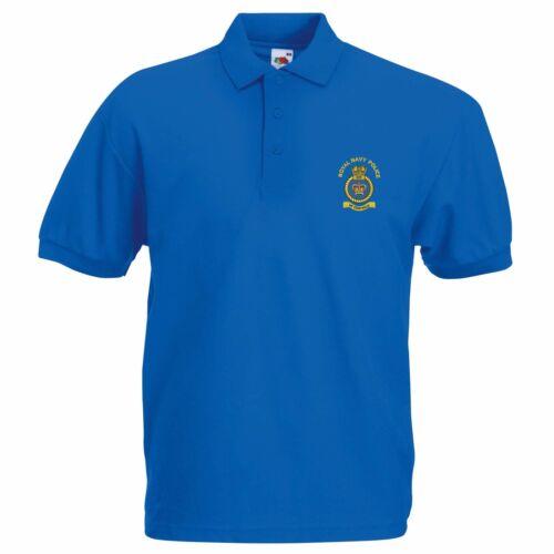 Royal Navy Police embroidered Polo Shirt