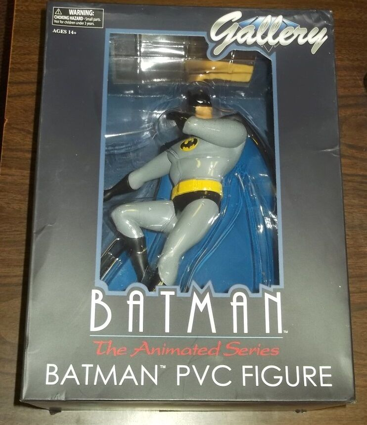 Batman Animated Series Diamond Gallery Batman PVC Figure
