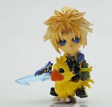 Flawed Box Final Fantasy Tidus Trading Arts Kai Action Figure