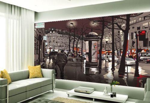 3D Städtische Straße 787 Tapete Tapeten Mauer Foto Familie Tapete Wandgemälde DE