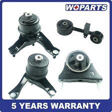 For Toyota Highlander 2.4 2WD 04-07 Motor /& Trans Mount MK4240SD 4207 4212 7299