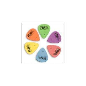 PRS Delrin Coloured Guitar Plectrums x12 Genuine PRS Plectrums