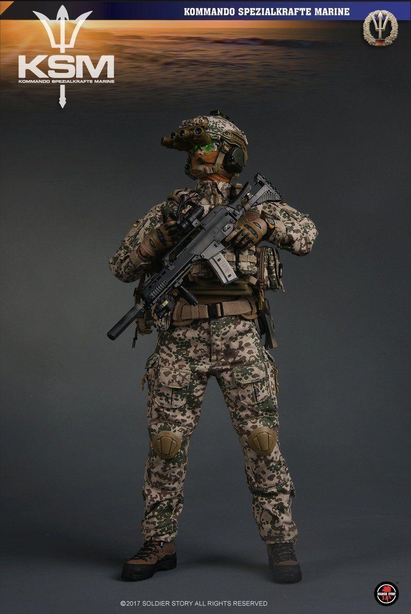 SS104 Soldier Story 1 1 1 6 Kommando Spezialkräfte Marine VBSS 97fa38