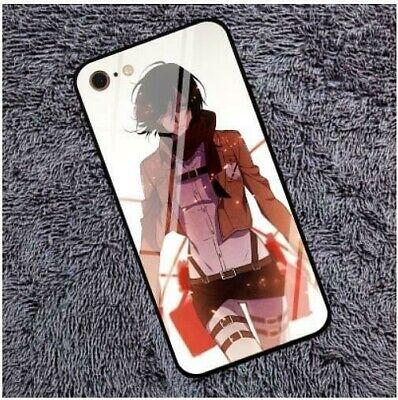 Rational Shingeki No Kyojin Attack On Titan Für Iphone 7/8 X/xs Xr Case Hülle Schutzhülle PüNktliches Timing