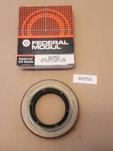 National Oil Seal 8695S NOS