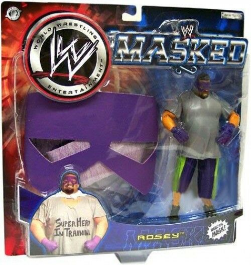 WWE Wrestling WWE Masked pinky Exclusive Action Figure