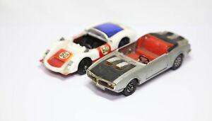 Corgi-343-Pontiac-Firebird-amp-Corgi-371-Whizzwheels-Porsche-Carrera-6