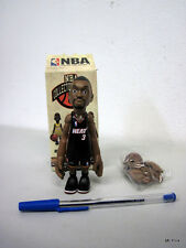 NBA COOLRAIN COLLECTOR SERIES 1 MINDstyle DWYANE WADE MIAMI HEAT BLACK JERSEY