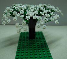 Lego Custom White Apple Tree