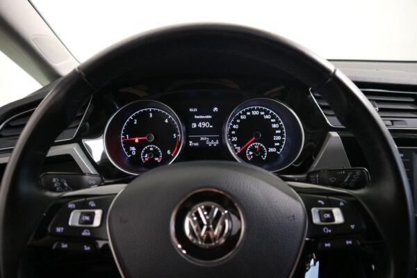 VW Touran 1,6 TDi 115 Comfortline 7prs - billede 3