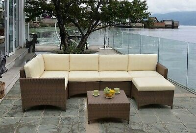W Unlimited Studio Shine Collection Modular Outdoor Furniture Set Ebay