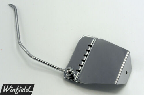 Complete LEFT-HANDED replacement for Rickenbacker Accent vibrato