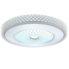Modern LED Round Acrylic Lighting Chandelier Ceiling Lamp Light Flush Mount A9Z7