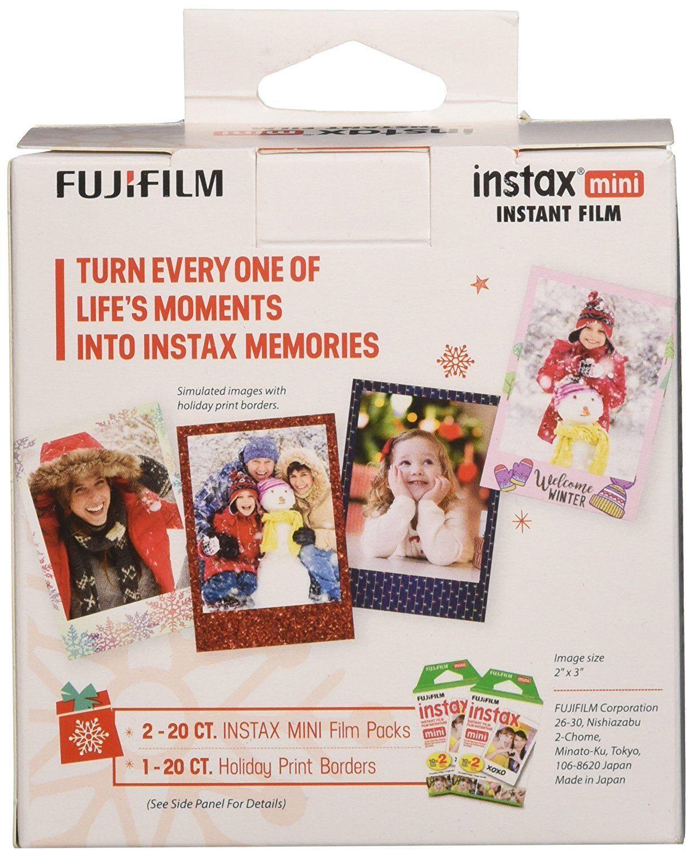 Fujifilm Instax Mini Fun Pack Film For Sale Online Ebay