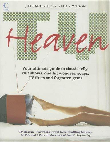 TV Heaven: Your Ultimate Guide To Klassisch Telly, Cult Shows, One-Hit Wunder, S