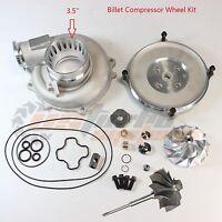 9497 Powerstroke 7.3l Tp38 Upgrade 3.5'' Compressor Cover Kit Turbine Wheel