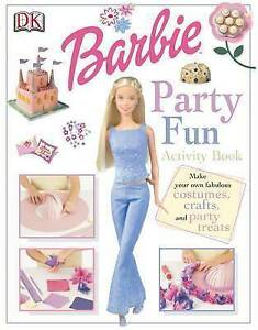 NEW-Barbie-Party-Fun-by-Catherine-Saunders