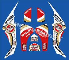 SUZUKI LTZ400 STICKER KIT Lucky/ DECALS / GRAPHIC KIT / LTZ400 / QUAD STICKERS