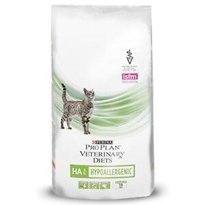 Purina Pro Plan Veterinary Diets Nourriture sèche pour chats Ha Stox Hypoallergénique Clinical D 7613035154506