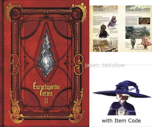 Encyclopaedia Eorzea ~The World of FINAL FANTASY XIV~ Volume II English Book