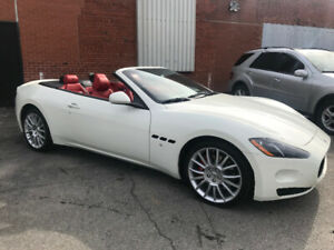 2013 Maserati GRAN TURISMO S for sale/ lease MINT!