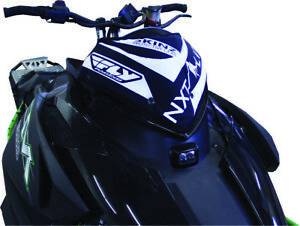 Skinz-NXT-LVL-Windshield-Pack-Flat-Black-White-For-2012-2016-Arctic-Cat-M-Series