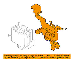 Details about NISSAN OEM 15-18 Murano 3.5L-V6 Cruise Control System-Mount on