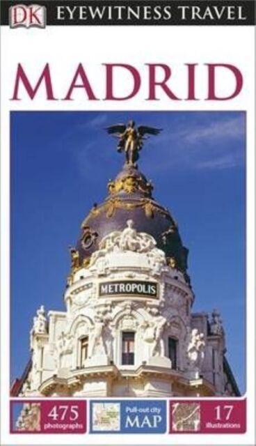 DK Eyewitness Travel Guide: Madrid-ExLibrary