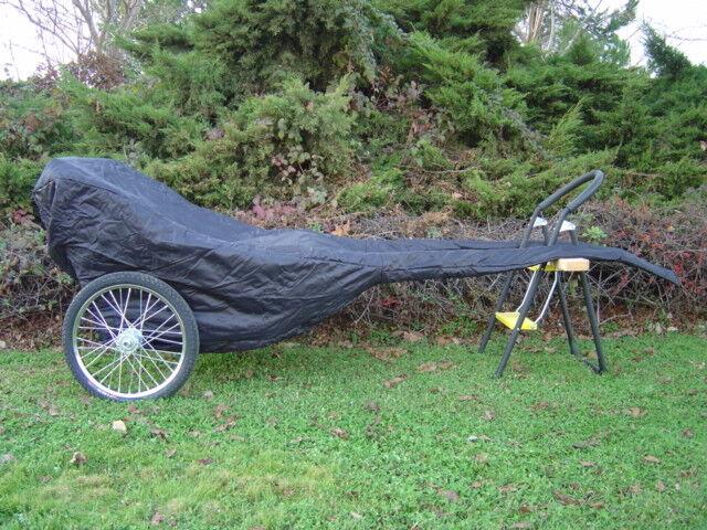 Brand New Easy Entry Cart Cover For Mini Horse Cart -NIB