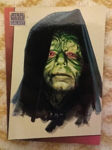Star-Wars-Galaxy-1993-The-Emperor-Palpatine-card-Topps-Trading-card-artwork