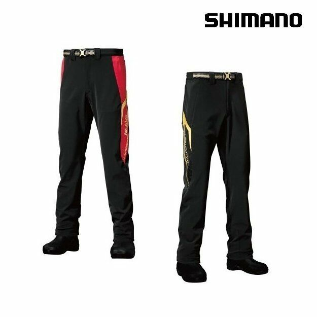 SHIMANO NEXUS Schoeller Pants LIMITED PRO PA-131P RED M L XL Fishing Japan NEW